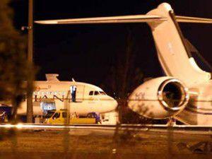 İşte indirilen Suriye uçağının kargosu