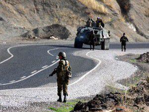 K.Maraş Valiliği: 3 terörist öldürüldü