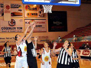 Basketbol: Spor Toto Kadınlar Türkiye Kupası