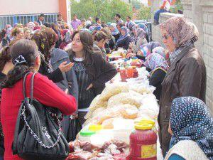 Köyümde Güvenilir ve Tam Gıda projesi tanıtıldı