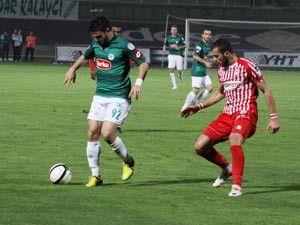 Torku Konyaspor evinde kaybetti