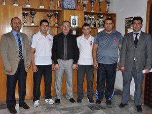 Milli takıma Konyadan iki halterci çağırıldı