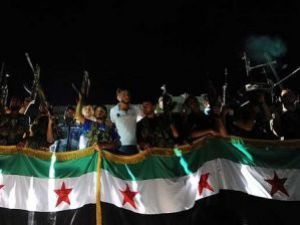 Suriyeli Muhalifler İsrailden Yardım İstemiyor