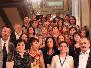 Selçuk Üniversitesinden Azerbaycanda kongre