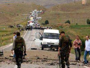 2 asker yaralandı