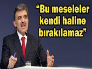 Bu Türkiyenin en önemli konusudur