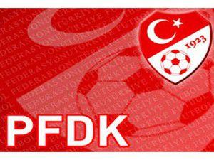 PFDK kararları açıklandı!