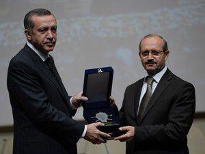 Ahmet Sorguna Özel ödül