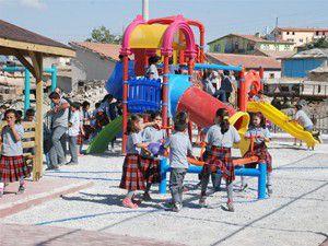 Altınekine Karatay Park açıldı