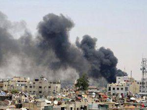 Şamda patlama: 10 ölü