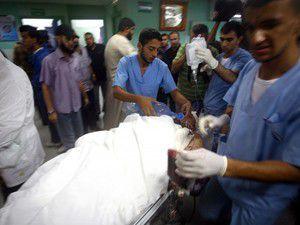 İsrail uçağı sivilleri vurdu