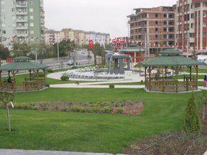 Karatayda Aşkar Höyüğü Parkı açıldı