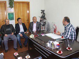 AK Parti İlçe Başkanından yol müjdesi