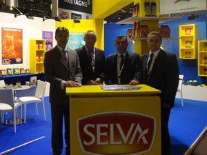 Selva Fransada yeni ürünlerini tanıttı