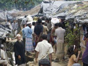Arakanda 850 kişiyi vahşice katlettiler