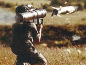 Tanksavar füzeleri Türkiyeyi vurdu