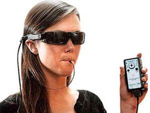 Görme engelliler dilleriyle görecek