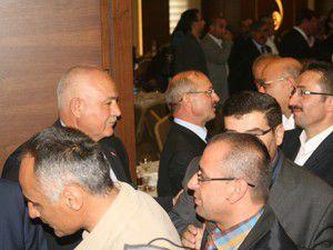 Ak Parti Konyada bayramlaşma buluşması