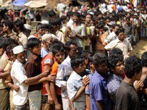 Myanmar için acil çağrı