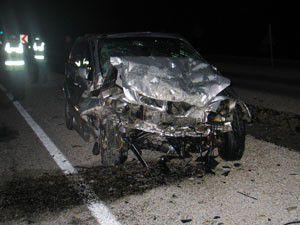 Konyada feci kaza: 3 ölü, 2 yaralı