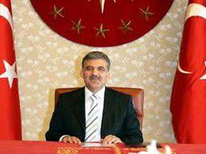 Abdullah Gülün Cumhuriyet Bayramı mesajı