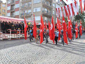 Akşehir, Seydişehir ve Kuluda kutlamalar
