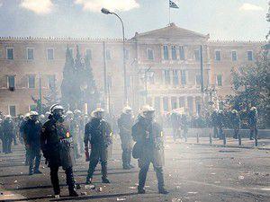 Yunanistan, Suriyeden daha riskli