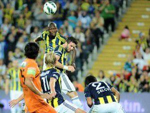 Fenerin Kadıköy serisini Antalyaspor bitirdi
