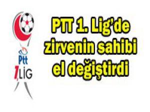 PTT 1. Ligde zirvenin rengi değişti