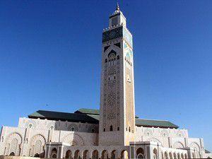 Dünyanın en uzun minareli camisi