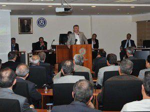 KTO Ekim ayı Meclis toplantısı yapıldı