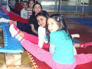 TED Koleji Cimnastik Okulu açıldı