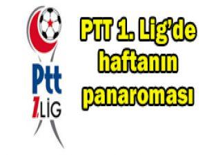 PTT 1.Ligde son puan durumu