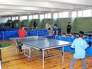 Masa Tenisi Atatürk Kupası tamamlandı