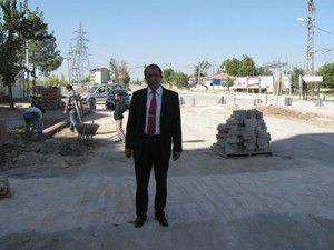 Çumra- Konya yolu tamamlandı