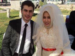 Saylık ve Aksoy ailelerinin mutlu günü