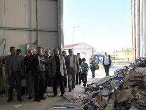 Oğul, Akşehirdeki yatırım ve projeleri gezdirdi