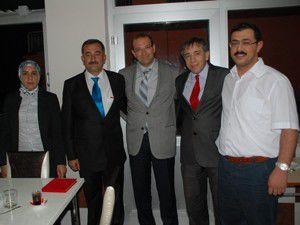 Sarayönü Devlet Hastanesinde yönetim değişikliği