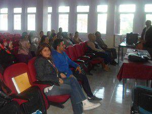 Akşehirde işaret dili kursu başladı