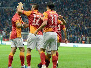 Galatasarayın 11i belli oldu