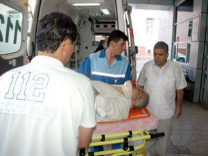 Konyada trafik kazası: 4 yaralı