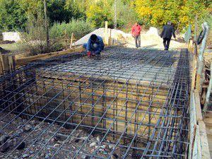 Halkapınar Dedeli köy köprüsü yenileniyor