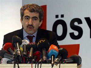 Ali Demir: Sınavlar şeffaflaşacak