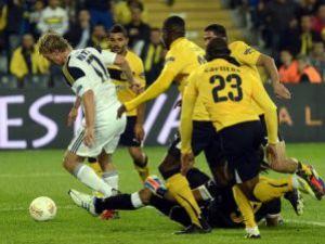 Fenerbahçeden rahat galibiyet