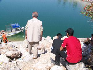 Konyada gölete düşen çocuk öldü