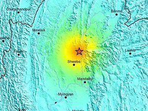 Myanmarda deprem: 6 ölü