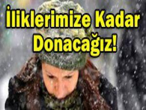 Balkan Soğukları geliyor..