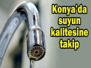 Suyun kalitesi takip edilecek