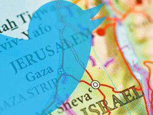 İsrail Twitterdan savaş açtı!