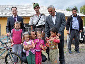 Seydişehir Kaymakamı Sonelin köy gezileri